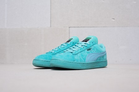 Кроссовки Puma Suede Classic x Diamond Supply