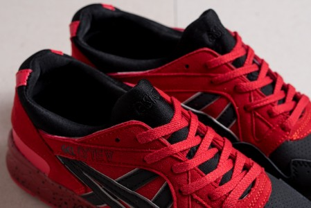 Кроссовки Asics Gel Lyte V Bulls Of Pamplona
