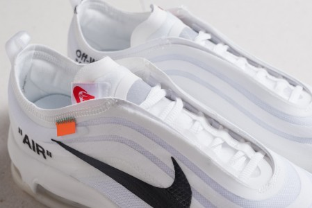 Кроссовки Nike Air Max 97 x Off-White