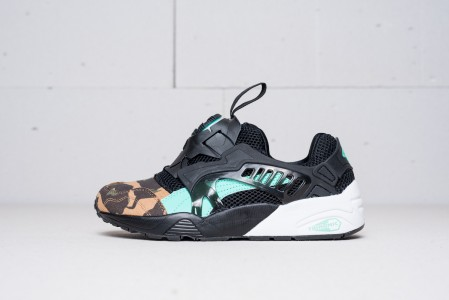 "Кроссовки Puma Disc Blaze x Atmos ""Night Jungle"""