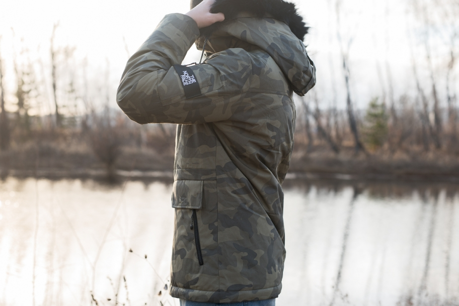 Canada Goose & The North Face