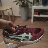 AsicsGel Sight x Overkill
